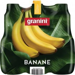 Granini Banane Nektar 6x 1 ltr PET