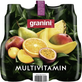 Granini Multivitamin Saft 6x 1 ltr PET