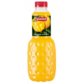 Granini Orange-Mango Nektar 1 ltr PET