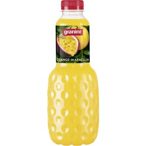 Granini Orange-Maracuja Nektar 1 ltr PET