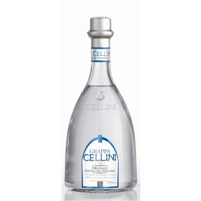 Cellini Grappa Cru 0,7 ltr