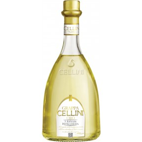 Cellini Grappa Oro