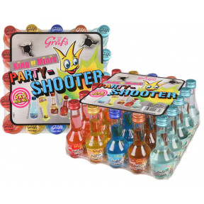Gräfs Party-Shooter-Box 5-fach 25x20ML