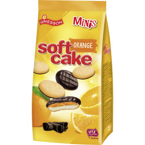 Griesson Soft Cake Minis Orange 125 g