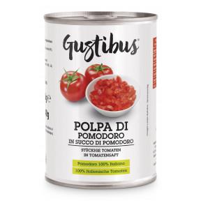 Gustibus Polpa di Pomodoro 400G