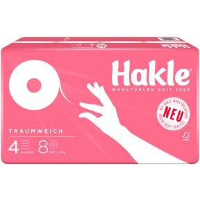 Hakle Toilettenpapier Traumweich  4-lagig