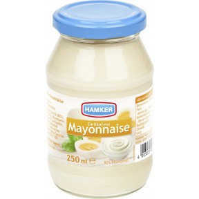 Hamker Delikatess Mayonnaise