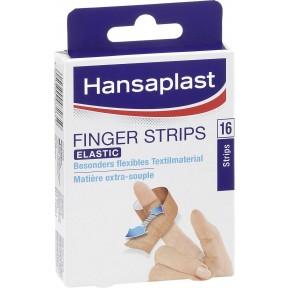 Hansaplast Finger Strips Pflaster 16 Stück