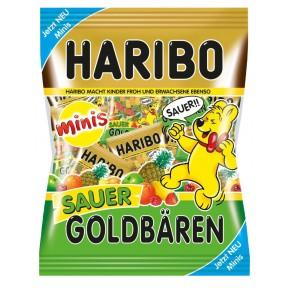 Haribo Goldbären Sauer Minis 250 g