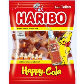 Haribo Happy Cola 200 g