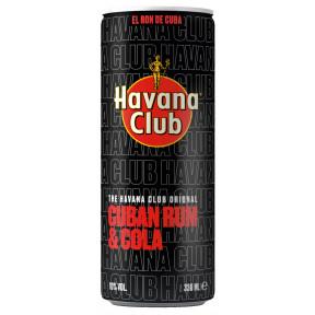 Havana Club Cuban Rum & Cola 10% 330ML