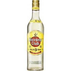 Havana Club Rum Anejo 3 Jahre 0,7 ltr