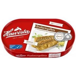 Hawesta Bratheringsfilets 200 g