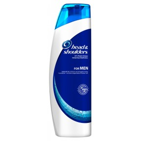 head & shoulders Shampoo for Men Anti-Schuppen