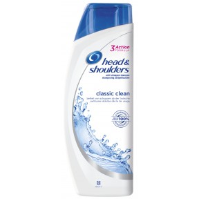 head & shoulders Anti-Schuppen Shampoo classic clean