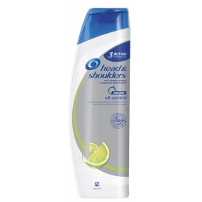 head & shoulders Anti-Schuppen Shampoo oil control
