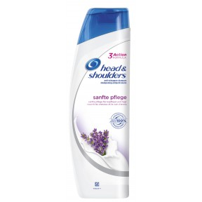 head & shoulders Anti-schuppen shampoo Sanfte Pflege