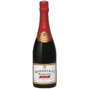 Heidsieck Monopole Red Top Champagner trocken