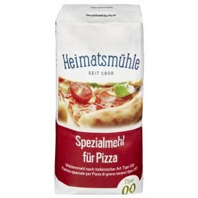 Heimatsmühle Spezialmehl für Pizza 1 kg