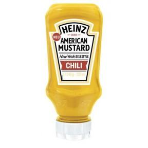 Heinz American Mustard New York Deli Style Chili