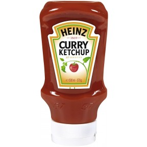 Heinz Curry Ketchup Squeeze