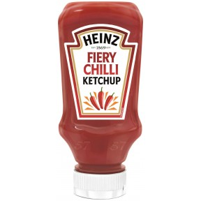 Heinz Fiery Chilli Ketchup Squeeze