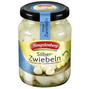 Hengstenberg Silberzwiebeln verfeinert mit Condimento Bianco 320 g