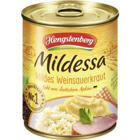 Hengstenberg Mildessa Sauerkraut 810 g
