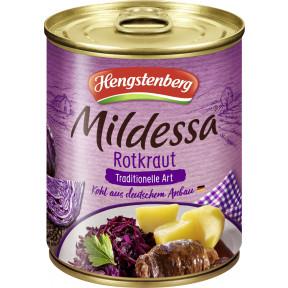 Hengstenberg Mildessa Rotkraut 810 g
