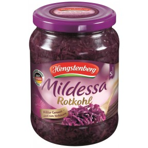 Hengstenberg Rotkohl traditionell 680 g