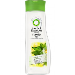 Herbal Essences Shampoo Clearly Naked Glanz