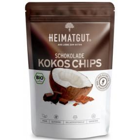 Heimatgut Bio Kokos Chips Schokolade 40 g