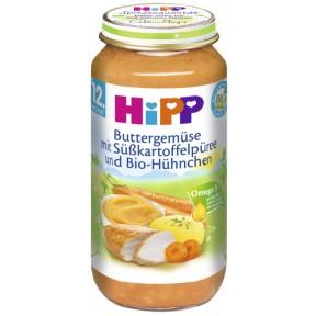 Hipp Bio Buttergemüse und Bio-Hühnchen ab 12. Monat