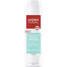 Hidrofugal Duschfrische Anti-Transpirant 150 ml