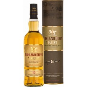 Highland Queen 16 Jahre Majesty Single Malt Whisky