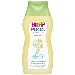 Hipp Babysanft Pflegeöl 200 ml