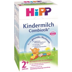 Hipp Kindermilch Combiotik ab 2 Jahren 0,6 kg