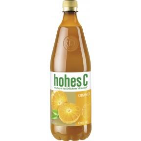 Hohes C Orangensaft ohne Fruchtfleisch PET 1 ltr
