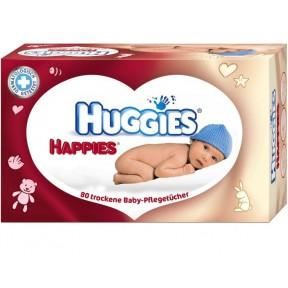 Huggies Happies Baby-Pflegetücher