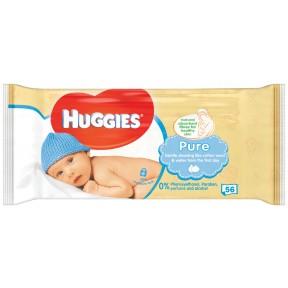 Huggies Pure Feuchte Baby-Pflegetücher