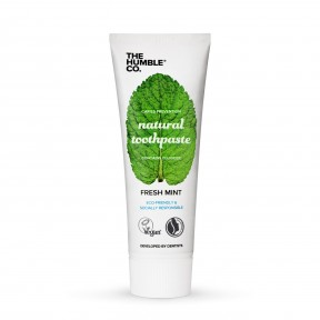 The Humble Co. Natural Toothpaste Fresh Mint 75 ml