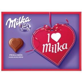 Milka I love Milka Nuss-Nougat-Creme