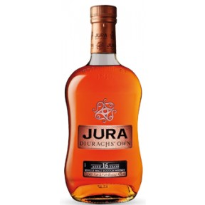 Isle of Jura 16 Jahre Single Malt Whisky Diurachs' Own