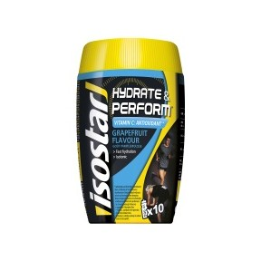 Isostar Hydrate & Perform Sport Drink Grapefruit Flavour