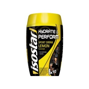 Isostar Hydrate & Perform Sport Drink Lemon Flavour
