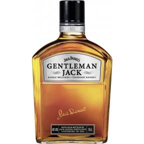 Jack Daniel´s Gentleman Jack Rare Whiskey 0,7 ltr