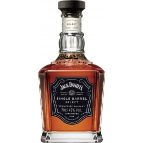 Jack Daniel´s Single Barrel Whiskey 0,7 ltr