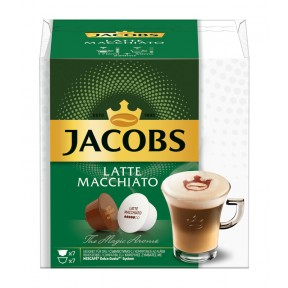 Jacobs Latte Macciato Kaffeekapseln