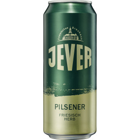 Jever Pilsener Dose 4,9% 0,5ltr