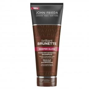 John Frieda Brillant Brunette Deeper Glow Shampoo